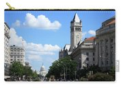 Downtown Washington Carry-all Pouch