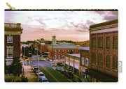 Downtown Washington Nc Carry-all Pouch by Joan Meyland