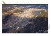 Downtown Whitehorse Yukon Territory Canada Carry-all Pouch