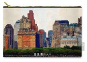 Downtown With Edward Carry-all Pouch