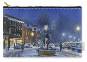 Downtown Woodstock Carry-all Pouch