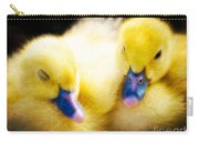 Downy Ducklings Carry-all Pouch