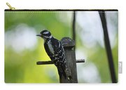 Downy Woodpecker 7448 Carry-all Pouch