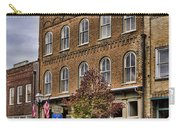 Dowtown General Store Carry-all Pouch by Heather Applegate