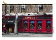 Doyles The Times We Live Inn - Dublin Ireland Carry-all Pouch
