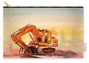Dozer In Watercolor  Carry-all Pouch