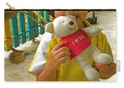 Dq Bear Lover At Baan Konn Soong School In Sukhothai-thailand Carry-all Pouch