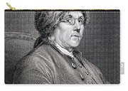 Dr Benjamin Franklin Carry-all Pouch