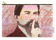 Dr. John Pemberton Inventor Of Coca-cola Carry-all Pouch