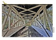 Dr. Knisely Covered Bridge Carry-all Pouch