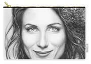 Dr. Lisa Cuddy - House Md Carry-all Pouch