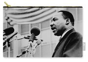 Dr Martin Luther King Jr Carry-all Pouch