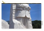 Dr Martin Luther King Memorial Carry-all Pouch