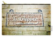 Dr Pepper-good For Life Carry-all Pouch
