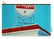 Dr Pepper Sign Roanoke Virginia Carry-all Pouch
