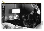 Dracula Bela Lugosi Fantasy Nude Carry-all Pouch