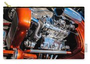Drag Queen - Hot Rod Blown Chrome  Carry-all Pouch