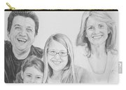 Dragojlovic Family Carry-all Pouch