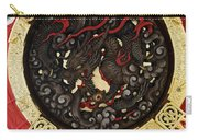 Dragon At The Senso-ji Temple Carry-all Pouch