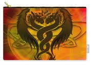 Dragon Duel Series 3 Carry-all Pouch
