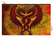 Dragon Duel Series 5 Carry-all Pouch