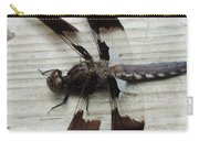 Dragon Fly Closeup Carry-all Pouch