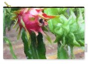 Dragon Fruit Also Know As Pitaya Or Pitahaya Carry-all Pouch