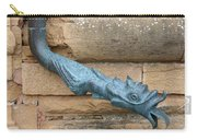 Dragon Waterspout  Chateau De Cormatin Carry-all Pouch