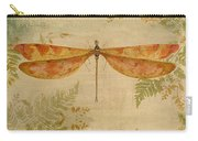 Dragonflies Among The Ferns-12415 Carry-all Pouch
