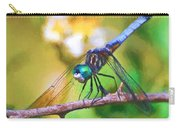 Dragonfly Art - A Thorny Situation Carry-all Pouch