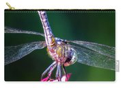 Dragonfly Close Up Carry-all Pouch