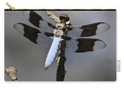 Dragonfly Common Whitetail Carry-all Pouch