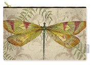Dragonfly Daydreams-a Carry-all Pouch