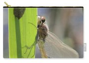 Dragonfly Metamorphosis - Eighth In Series Carry-all Pouch