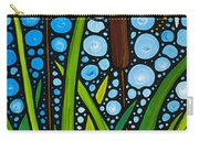 Dragonfly Pond By Sharon Cummings Carry-all Pouch