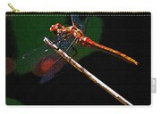 Dragonfly Waits Carry-all Pouch