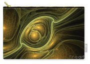 Dragon's Eye - Abstract Art Carry-all Pouch