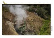Dragon's Mouth Spring - Yellowstone Carry-all Pouch