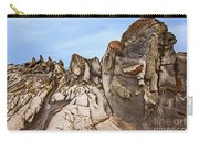 Dragon's Teeth Rocks Carry-all Pouch