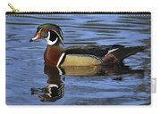 Drake Wood Duck Carry-all Pouch