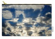 Drama Cloud Sunset I Carry-all Pouch
