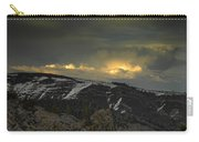 Drama Is Coming Carry-all Pouch by Donna Blackhall