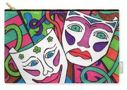 Drama Masks Carry-all Pouch