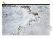 Dramatic Abstract At White Sands Carry-all Pouch