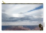 Dramatic Clouds Over The Grand Canyon Carry-all Pouch