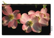 Dramatic Dogwood Flowers Carry-all Pouch