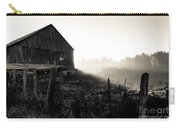 Dramatic Farm Sunrise Carry-all Pouch