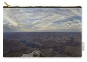 Dramatic Grand Canyon Sunset Carry-all Pouch