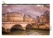 Dramatic Parisian Sky Carry-all Pouch