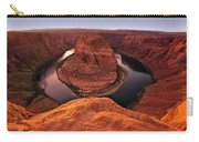 Dramatic River Bend Carry-all Pouch